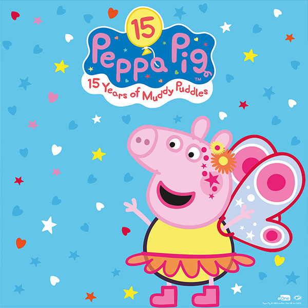 Peppa Pig<br>&#8216;Meet &#038; Greet&#8217;
